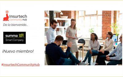 Summa pone a disposición del HUB Insurtech Commnunity su tecnología