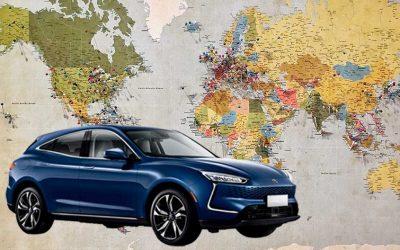 ¿Puedes conducir en el extranjero tu coche asegurado en España?