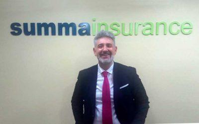 Más capital humano en Summa: Santiago Bueno, director Comercial de Oficinas Grupo Summa